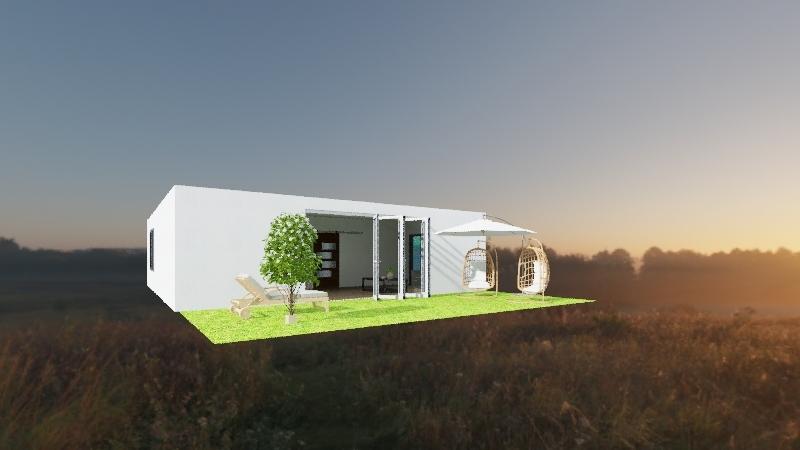 Giorgia Tapparo Interior Design Render