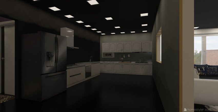 my complete home Interior Design Render