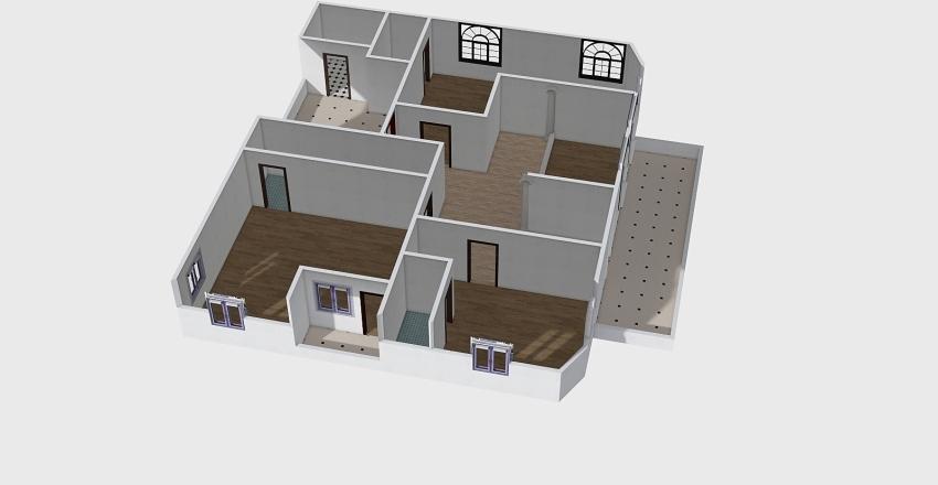 First Floor 03 Interior Design Render