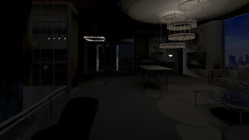 spadafora lucia Interior Design Render