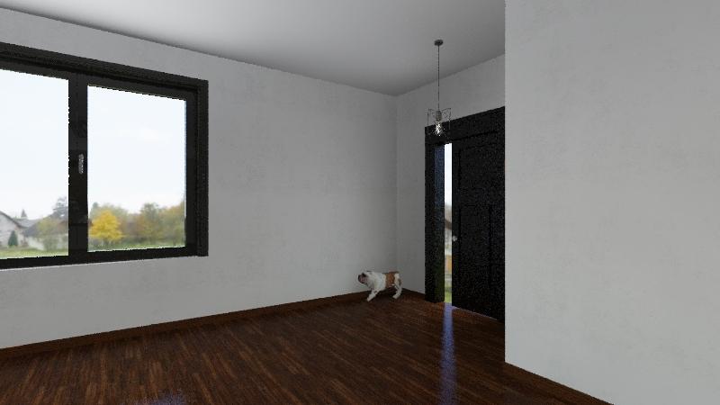DIY Gallery Interior Design Render