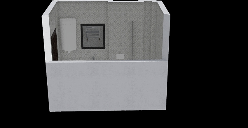 kupatilo Slobodan Cuparic Interior Design Render