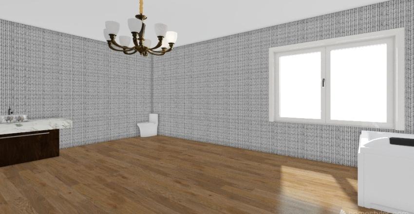 cassidy ronal Mcdonal Interior Design Render