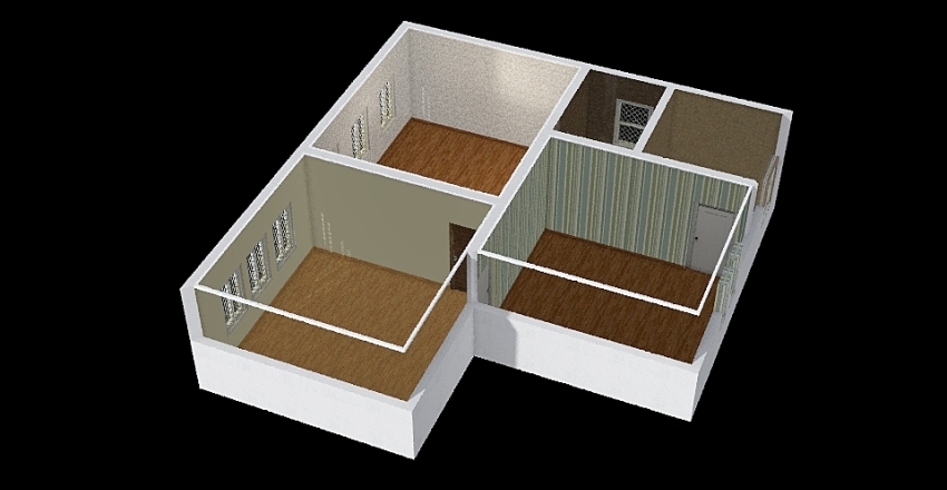 Template3 Interior Design Render