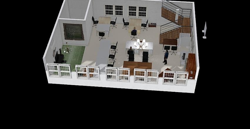 suitmedia Floor 2020 Interior Design Render