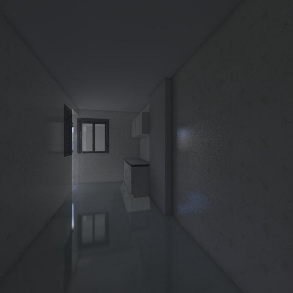 sala casa nova Interior Design Render