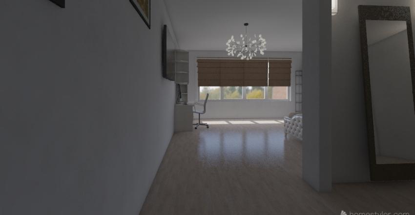 the room Interior Design Render