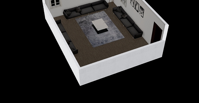 ed3 Interior Design Render