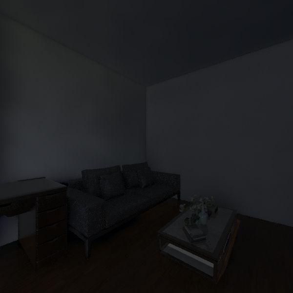 187 Interior Design Render