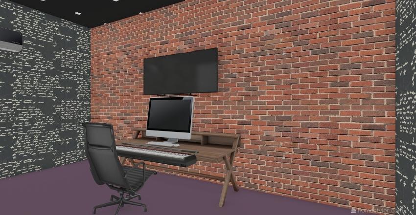studi dk Interior Design Render