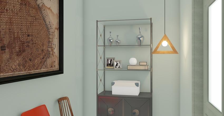 Office/Clinic Interior Design Render