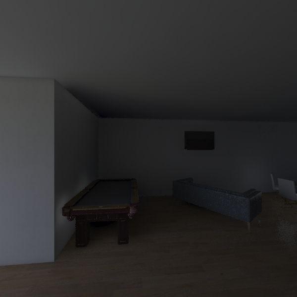 Spanish Casa Thornberry Interior Design Render