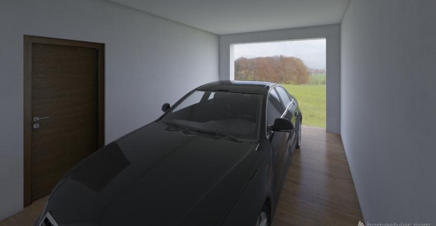 Dom w kostrzewach 4g Interior Design Render