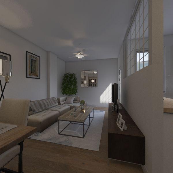 Casa Carla 4 Interior Design Render