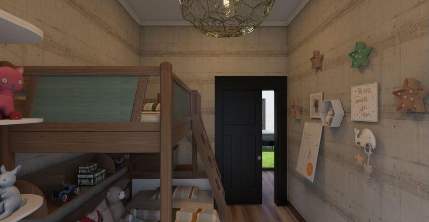 ELE HOME Interior Design Render