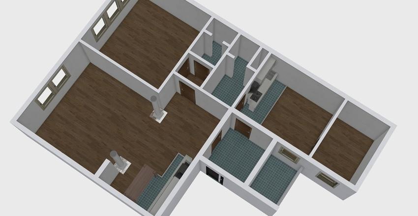 47047 Interior Design Render