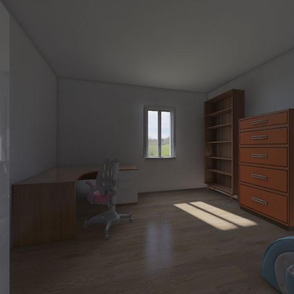michele stanza Interior Design Render
