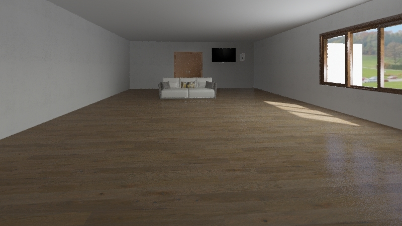 ronald mcdonaled house Interior Design Render