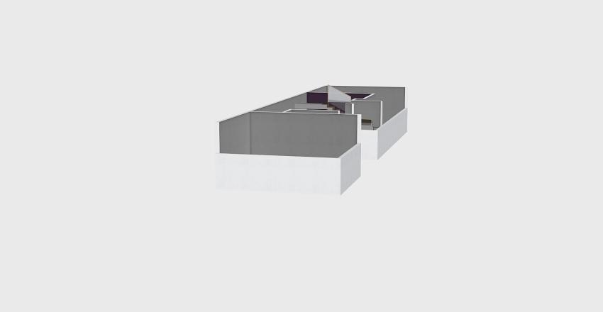 Casa terreo Interior Design Render
