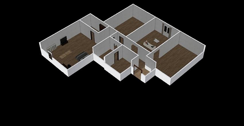 test run 1 Interior Design Render