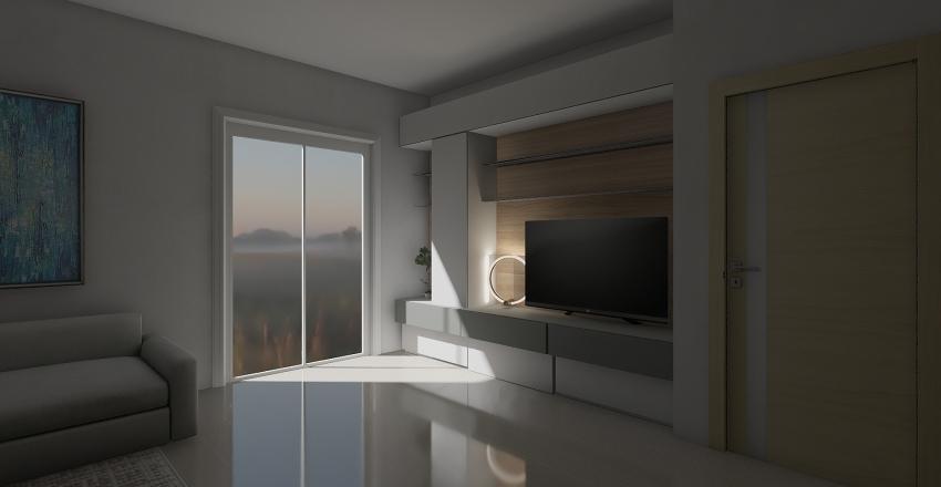 serafini Interior Design Render
