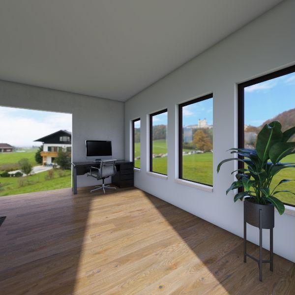 Great room- Interior design 2k19 Interior Design Render