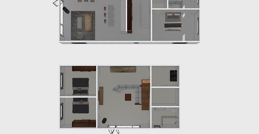 Hutch2 Interior Design Render