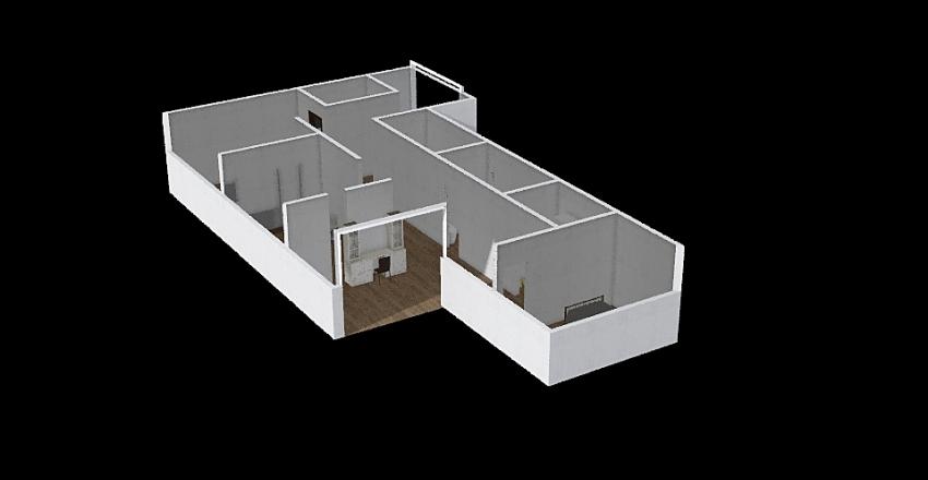 Big house #1 Interior Design Render