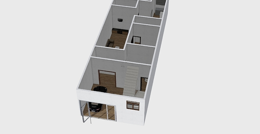 Fifth Interior Design Render