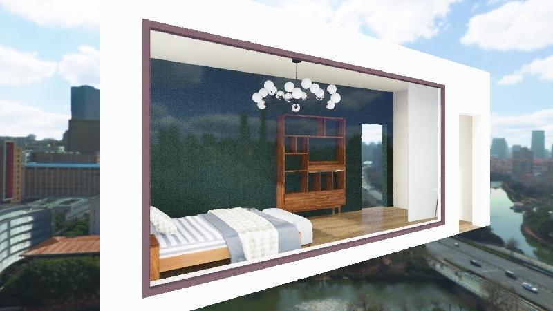 展示 Interior Design Render