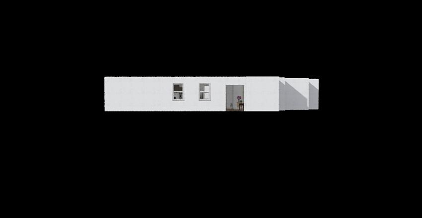 Floor Plan Print V. Interior Design Render