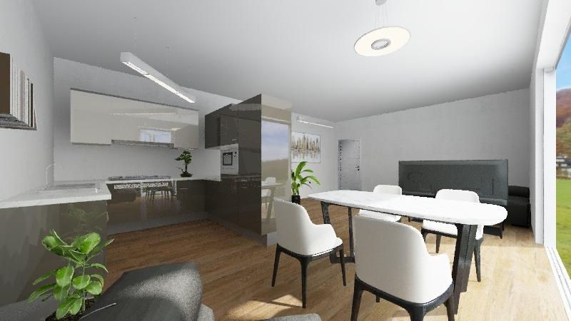 peretti riccardo  Interior Design Render