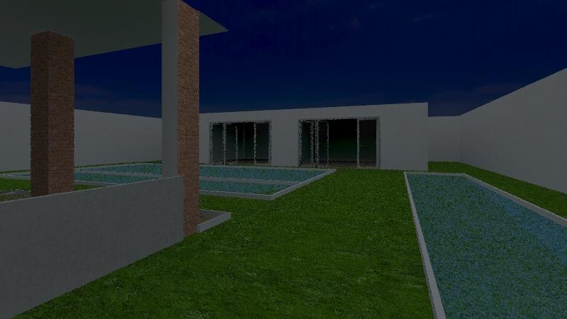 PARCELA EDEN Interior Design Render