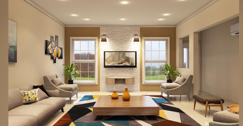 ankisharma Interior Design Render