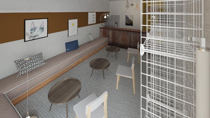 nanapins Interior Design Render