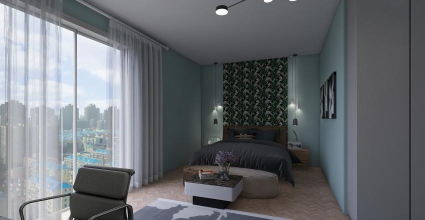 Smarties Interior Design Render
