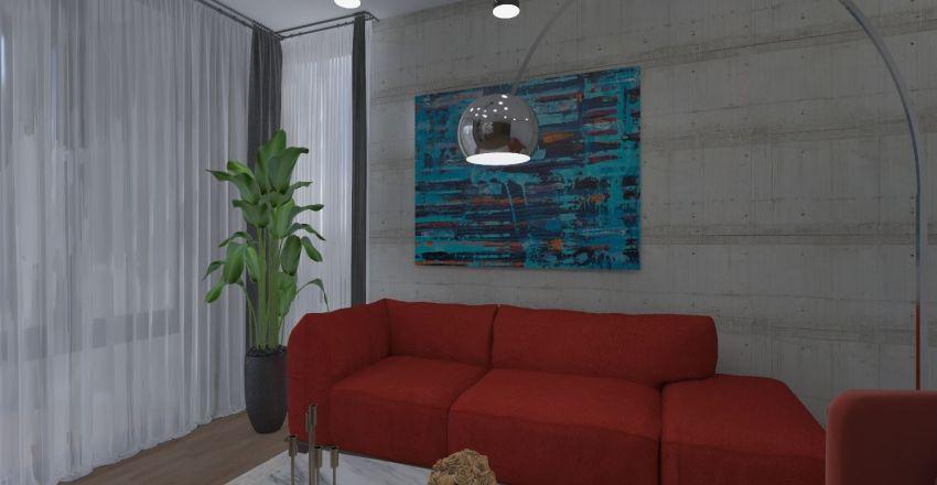 My projekt Interior Design Render