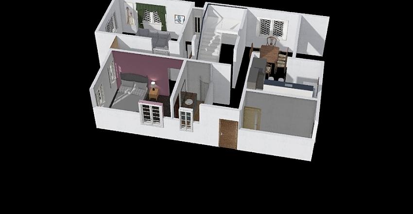 edem 1 Interior Design Render