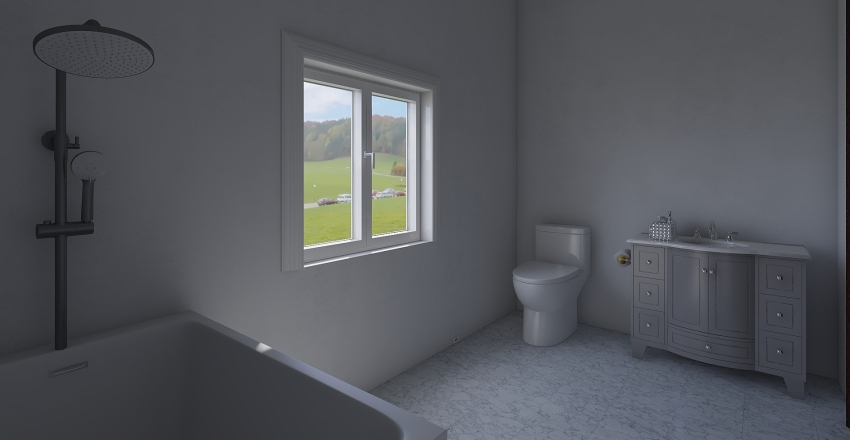 My haus is kool Interior Design Render