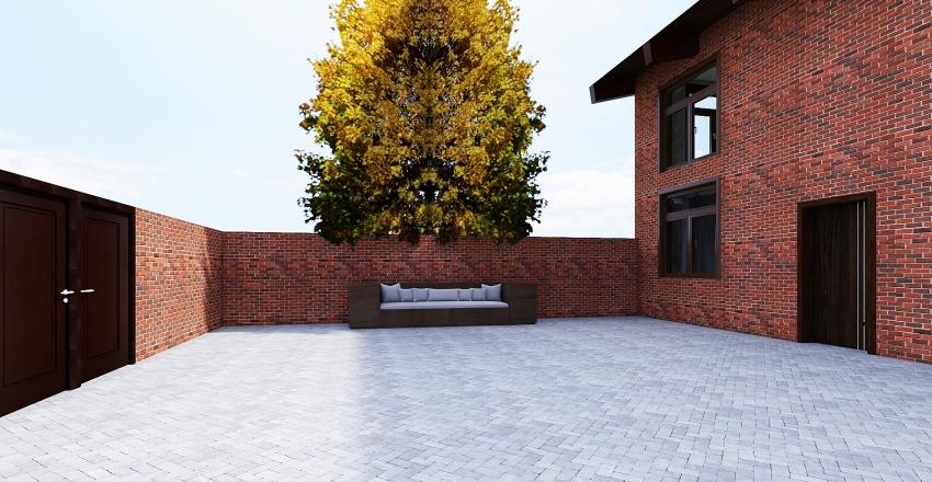 s koy evi Interior Design Render