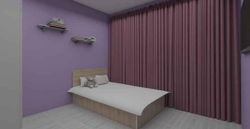 UGLY BEDROOM 1.1 Interior Design Render