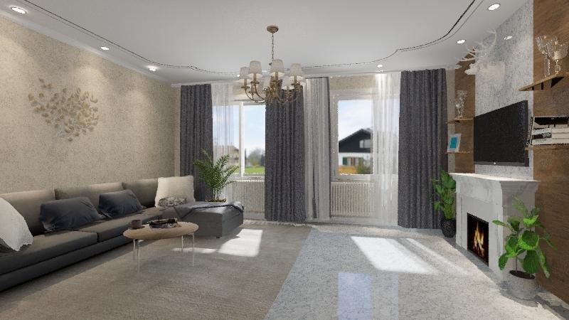 Mashivka9 Interior Design Render