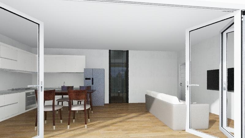 Tommaso silvan Interior Design Render
