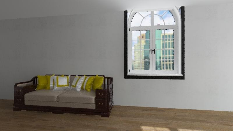 try1 Interior Design Render