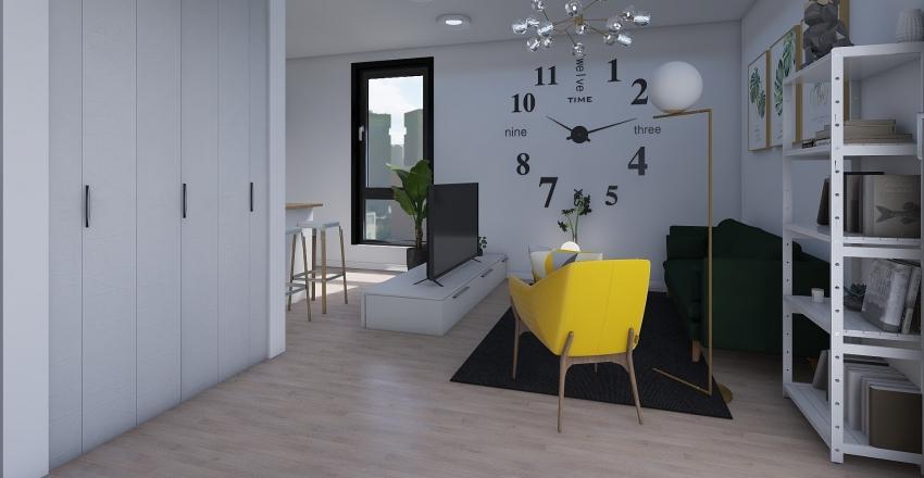 slaska m16 Interior Design Render