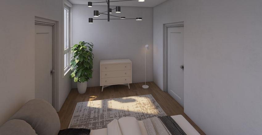 ronald mdonald house Interior Design Render