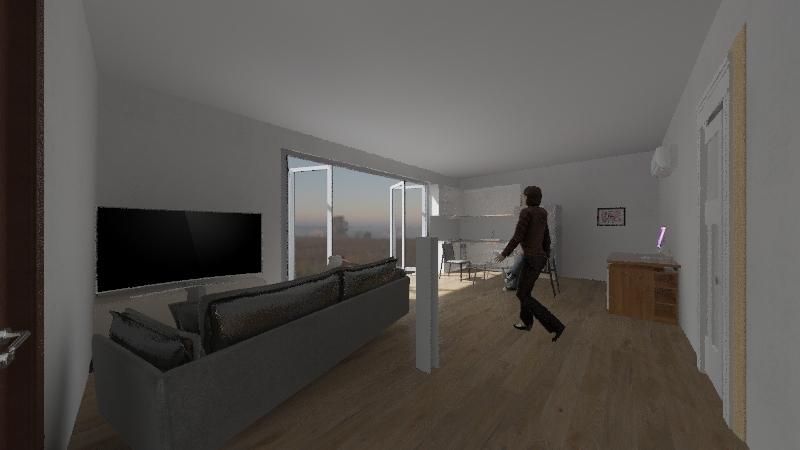 Matteo Romani Interior Design Render