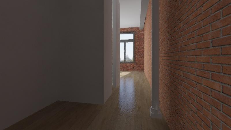 rosariaunitbare Interior Design Render