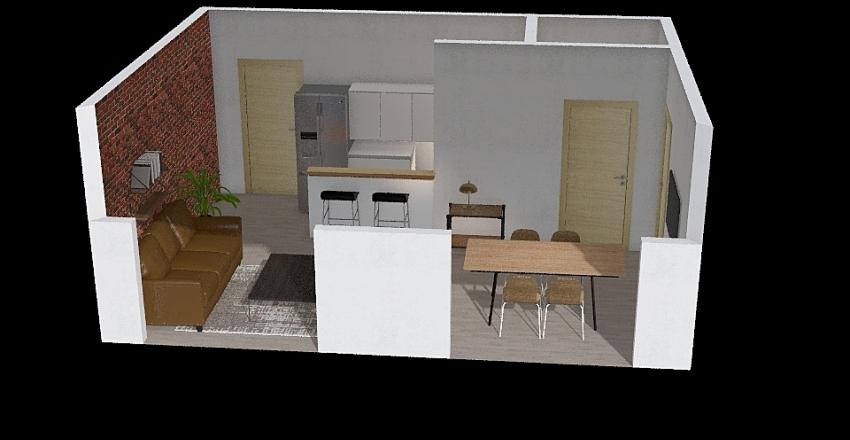 Santi Interior Design Render