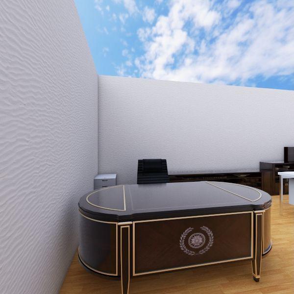 Văn phòng Interior Design Render